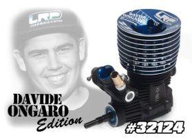 LRP ZZ.21C Davide Ongaro Edition - Motore a scoppio