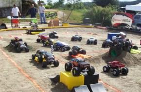 Prova l'automodellismo RC sulla pista Crash Gang Arena
