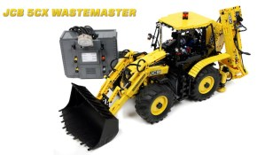 Lego Technic: RC JCB 5CX Wastemaster