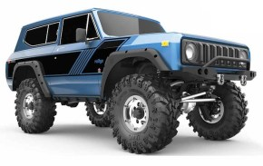 Redcat Racing: GEN8 SCOUT II scale crawler - Video