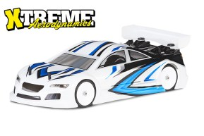 Xtreme Aerodynamics: carrozzeria Typhoon 190mm