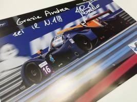 Dallo slot allo statico: European Le Mans Series
