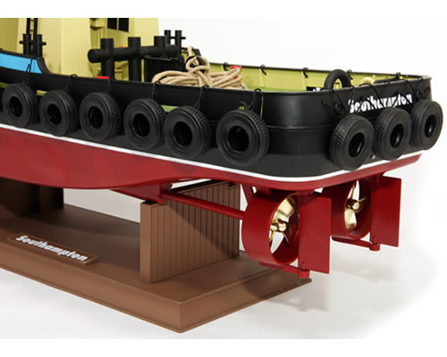 Hobby Engine Premium Label 2.4ghz. Southampton Rimorchiatore telecomandato RTR