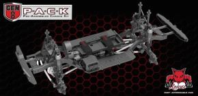 Redcat Racing Gen8 P-A-C-K Telaio Pre-assemblato