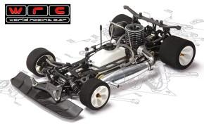 WRC Racing GTX.5 On-Road Nitro in Scala 1/8