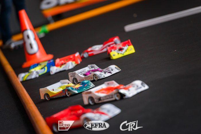 Campionati Europei EFRA 1/12 Track 2019: le finali