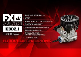 FX Engines K302.1 motore off-road a 3 porte
