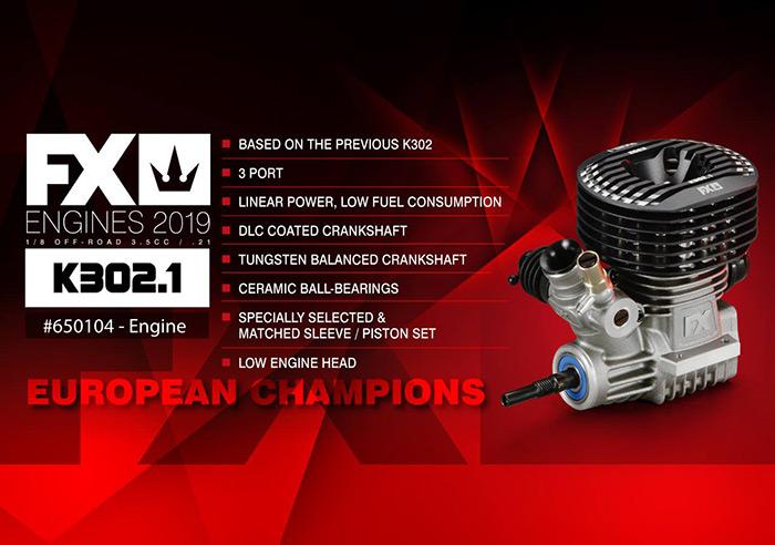 FX Engines K302.1