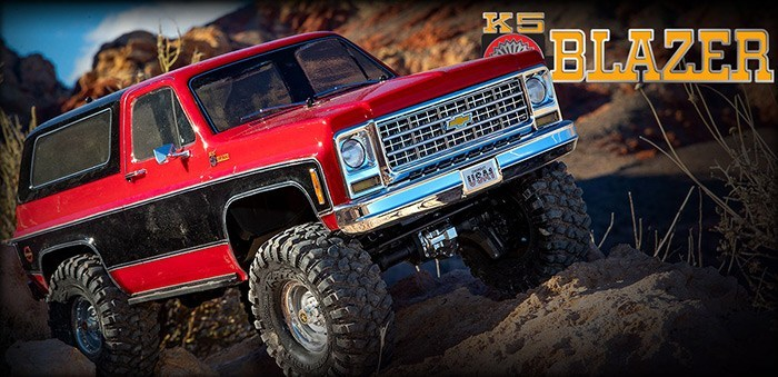 Traxxas: TRX4 Blazer LED Light Kit - Video