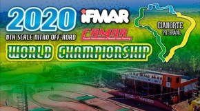 IFMAR 1/8th Nitro Buggy World Championship 2020