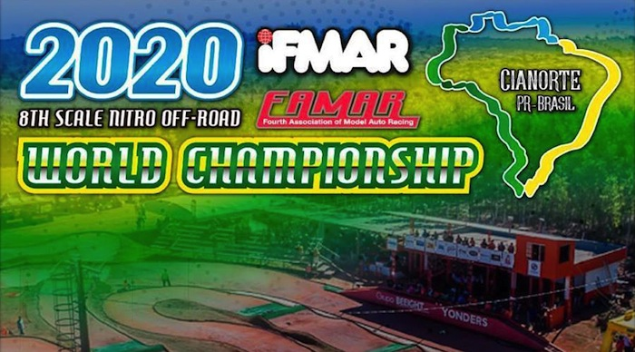 2020 IFMAR 1/8th Nitro Buggy World Championship