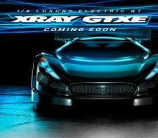 Xray GTXE: presto in arrivo nei negozi