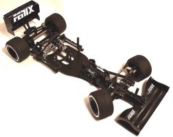 Fenix Racing Mistral 2-0 Formula Chassis in scala 1/10