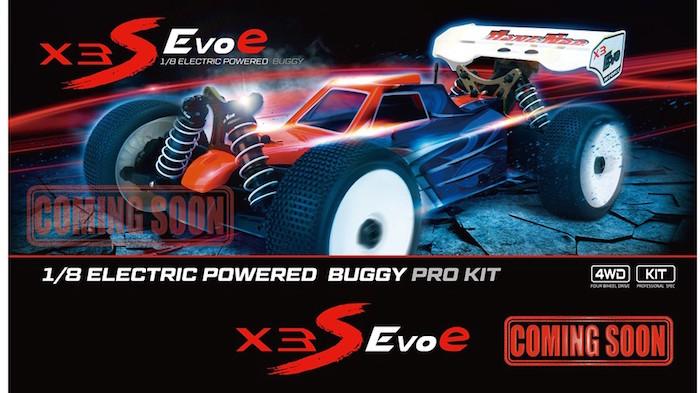 X3S EvoE