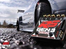 Tekin: Regolatori di velocità RS Gen3 e RS Gen3 Spec