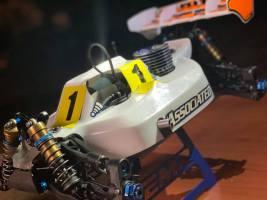 Davide Ongaro vince il Warm-Up EFRA 1/8 Buggy 2019