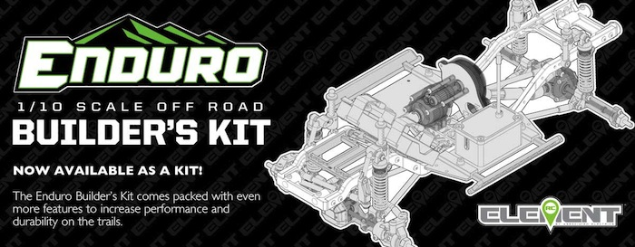 Element RC: Enduro Trail Builder's kit