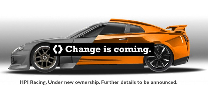 HPI Racing: Change is coming!