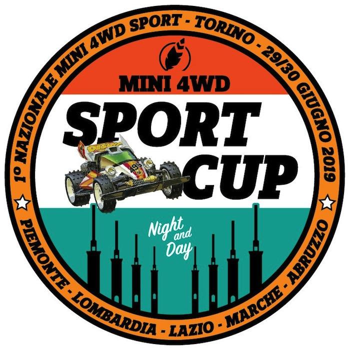 MINI 4WD SPORT CUP