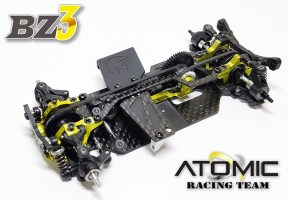 RC Atomic BZ3 Touring Car 4WD in scala 1/28