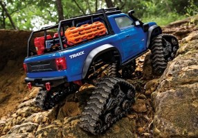 Traxxas: TRX4 Traxx edition - Video