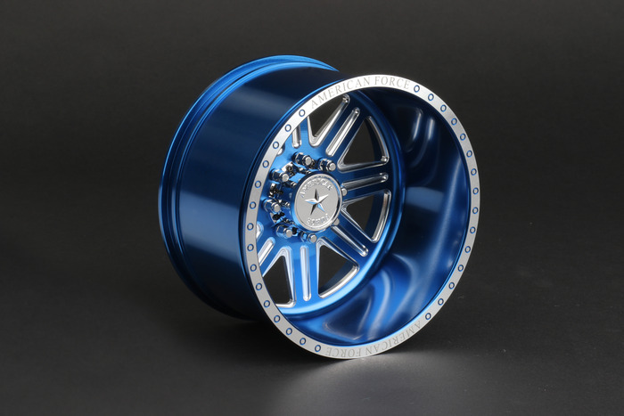 CNC Forged Wheel