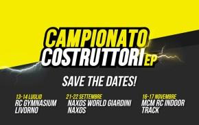 Campionato Italiano Costruttori EP 2019
