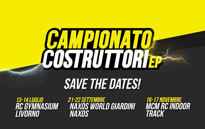 Campionato Italiano Costruttori EP