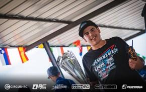 Davide Ongaro è il nuovo campione europeo buggy 2WD