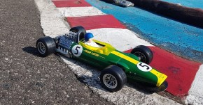 Fenix Racing: carrozzeria Classic Team Lotus 49