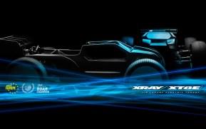 Xray XT8E 2019 off-road Truggy da competizione 1/8