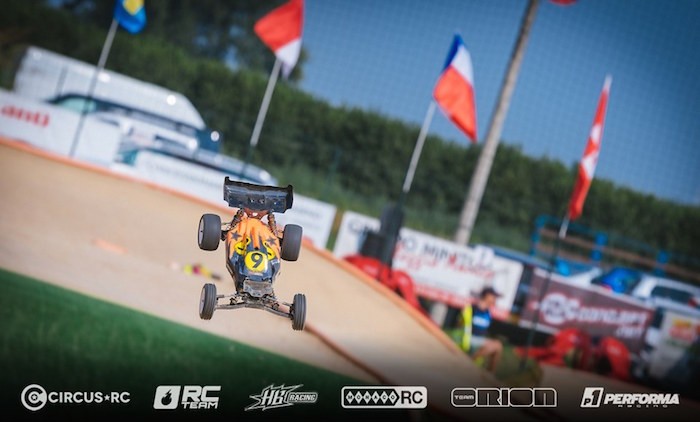 2019 European Championship 1/10 4WD Buggy