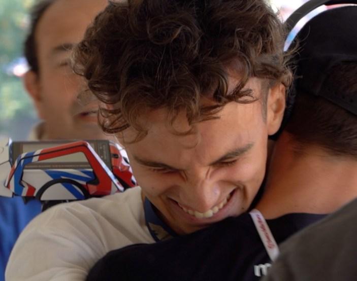 riccardo berton european championship buggy 2019 italia