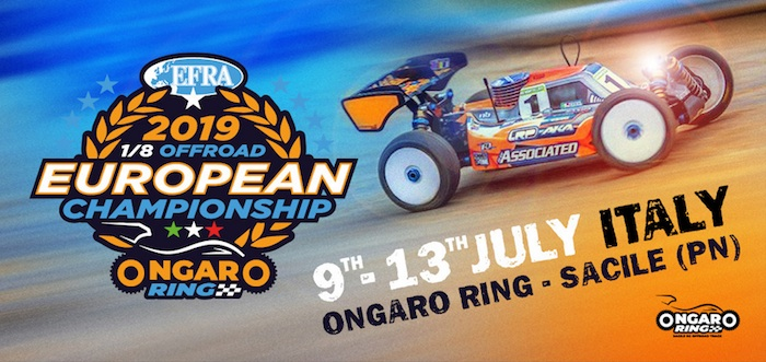 European Championship 18 Buggy: Le qualifiche in diretta!