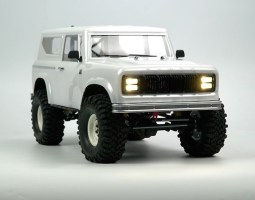 Cross RC KR4 Demon: Nuovo Scaler / Trail Truck