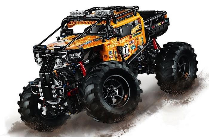 LEGO Technic: 4x4 Xtreme Off-Roader con Control+ (42099)