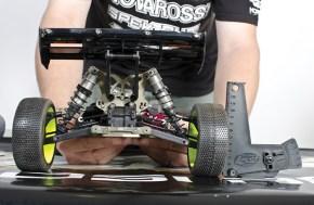 La campanatura anteriore e posteriore: Tecnica Xtreme RC