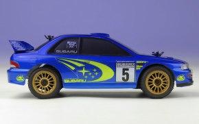 Carisma GT24 Subaru e GT24 Hyundai i20 RTR