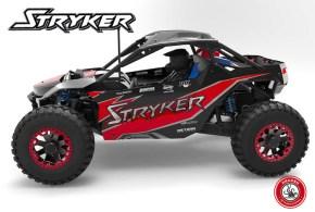 Kraken Stryker Hyper-Scale 4WD UTV/SXS in scala 1/10