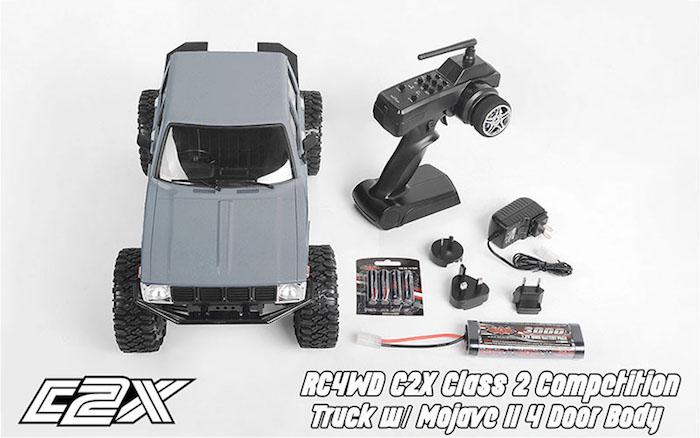 C2X Truck