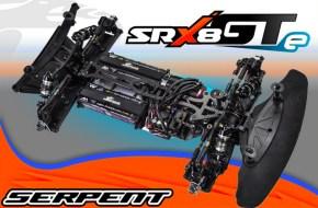 Nuova Serpent Cobra SRX8 GTe in scala 1/8
