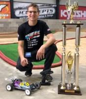 Spencer Rivkin è il nuovo campione mondiale buggy 2WD!