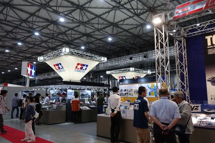 Tokyo Hobby Show 2019: Lo stand della Tamiya
