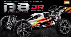 Team Magic B8JR Nitro Buggy Video