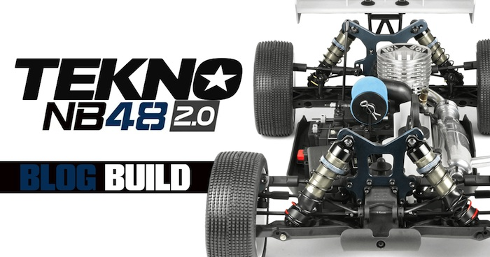 Tekno RC: NB48 2.0 Buggy Build