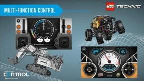 LEGO: Control+ App aggiornata per il Liebherr R9800!