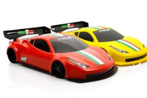 Mon-Tech Racing: carrozzeria ITALIA per Pan Car GT12