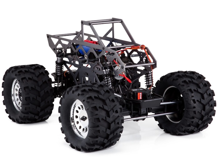 Redcat Racing: Ground Pounder - RTR Monster truck