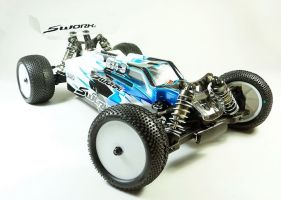 SWORKz: S14-3 Dirt 1/10 4WD Racing Buggy Pro Kit