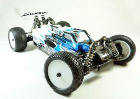 SWORKz: S14-3 Dirt 1/10 4WD Racing Buggy Pro Kit